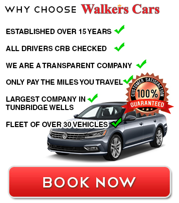 Airport Taxi From Tonbridge To Gatwick Airport